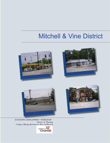 Mitchell Avenue Corridor Study (Download PDF) - City of St. Bernard