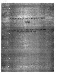 Articles of Incorporation - kchoa.org