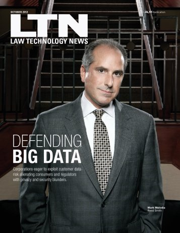 Defending Big Data - Reed Smith