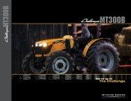 MT300B - Kelly Tractor
