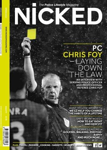 NiCKED Magazine Issue #1