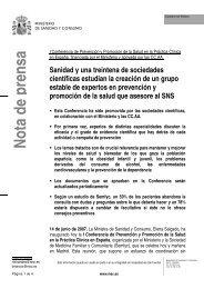 Nota de prensa - samFYC. Sociedad Asturiana de Medicina de ...