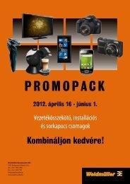 PROMOPACK - Conpart KFT