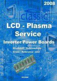 LCD - Inverter/Power Boards - euroservice2000.pl