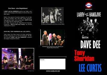 Tony Sheridan - Larry and the Handjive
