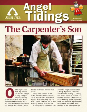 The Carpenter's Son - Prison Fellowship