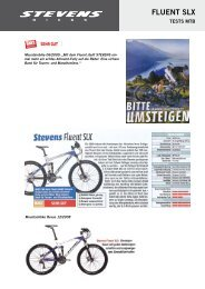 FLUENT SLX - Stevens