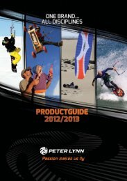 One Brand, All disciplines - Kiteboarding.cz