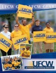 Men's Long Sleeve Denim Shirt - UFCW Local 1473