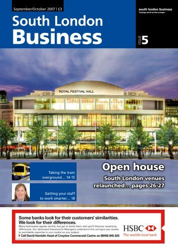 Issue 5 - Sept/Oct2007 - South London Business