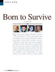 Born to Survive - American Stroke Association