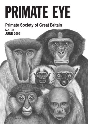 2009 Vol 98.pdf (1.98mb) - Primate Society of Great Britain