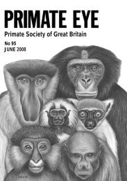 2008 Vol 95.pdf (0.62mb) - Primate Society of Great Britain