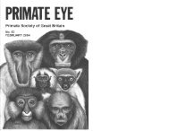 2004 Vol 82.pdf - Primate Society of Great Britain