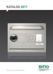 Ritto Katalog 2011 - elektrik-shop.de