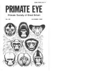 1999 Vol 69.pdf - Primate Society of Great Britain