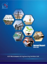 Annual Report 2010-11 - A2Z Group