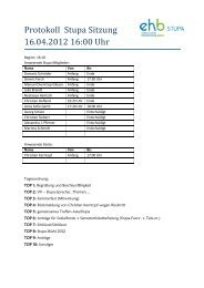 Protokoll 12. StuPa Sitzung 16.04.2012 - KeinDrama