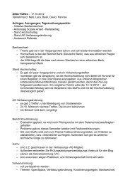 Protokoll AStA-Treffen 17.10.2012 - KeinDrama