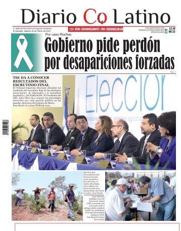 Edición 28 de Marzo de 2015