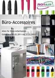 Büro-Accessoires - Rotair