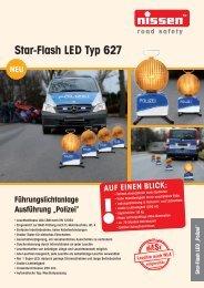 Star-Flash LED Typ 627 NEU ... - Waseg-Handel GmbH