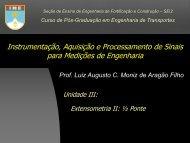 Instrumentação, Aquisição e Processamento de Sinais M di õ ... - IME