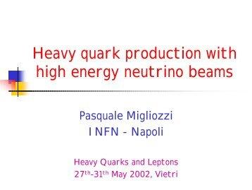 hql2002pres [Sola lettura] - CHORUS - CERN