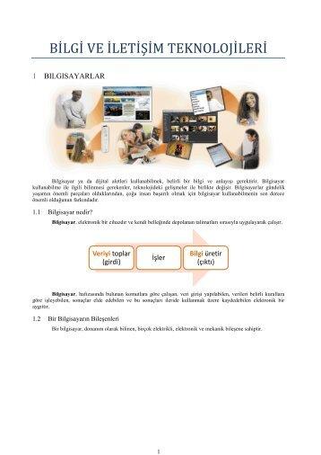 bilgiveiletisimteknolojileri