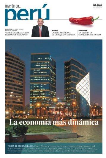 Si quieres leer el especial Invertir en Perú - El País