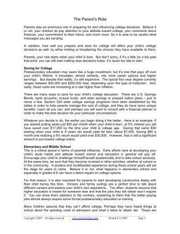 effective schools essay