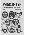 1996 Vol 58.pdf - Primate Society of Great Britain