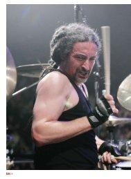 Drumhead Mike Bordin Feature 1st Quarter - 2009 ... - Rich Mangicaro