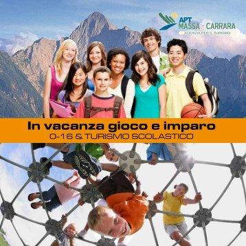 Turismo Scolastico - Turismo in Toscana - Intoscana.it