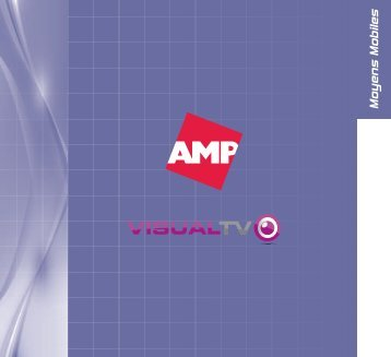 Moyens Mobiles - Groupe AMP VISUAL TV
