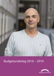 Budgetunderlag+2016-2019