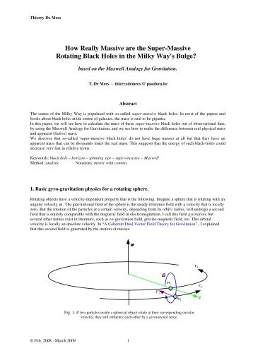 How heavy are neutron stars and black holes - viXra.org