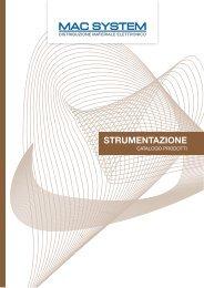 MAC SYSTEM STRUMENTAZIONE - Mac System S.a.s.
