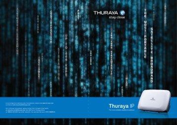 Thuraya IP Brochure.pdf - Radio Specialists