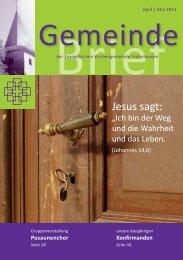 Download PDF - Evangelische Kirchengemeinde Frohnhausen