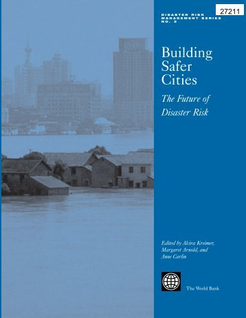 Building Safer Cities - Inpe