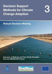 Robust Decision Making - Mediation