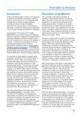 Real Options Analysis - Mediation - Page 3
