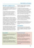 Real Options Analysis - Mediation - Page 7