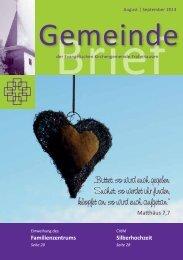 Download PDF - Kirchengemeinde Frohnhausen