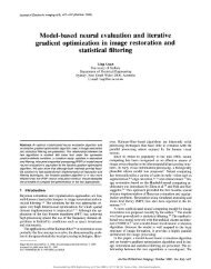 Model-based neural evaluation and iterative gradient optimization in ...