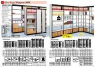 Büro-Regal Progress 2000 - HD Systeme
