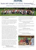 RUN OF THE MILL - Ruskin Mill Trust - Page 5