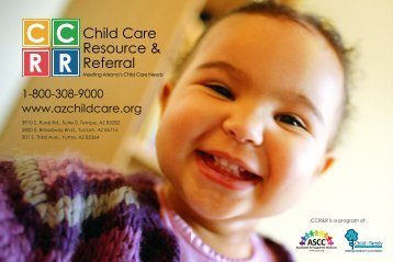 C C R R - Child & Family Resources