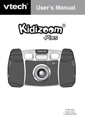 kidizoom magazines rh yumpu com Vtech Kidizoom Camera Connect Charge Vtech Kidizoom Camera